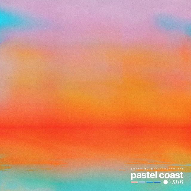 Cover art for album Sun by Pastel Coast