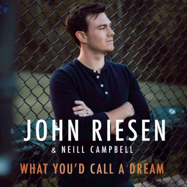 Cover art for album  by John Riesen