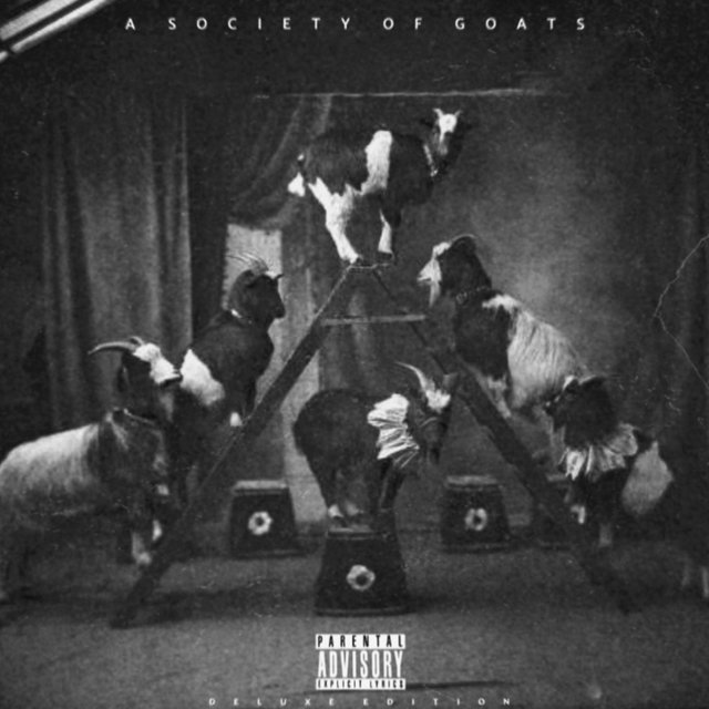 A Society of Goats (Deluxe Edition)