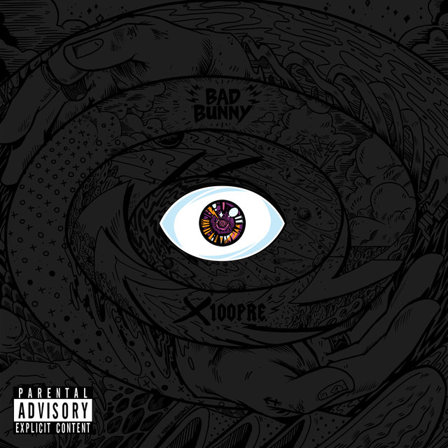 Cover art for album X 100PRE by Bad Bunny