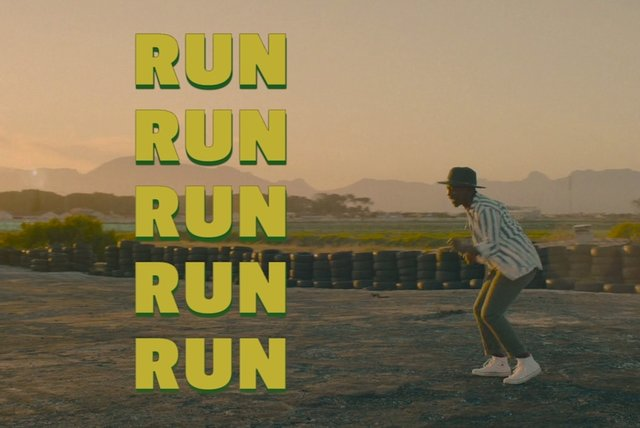 Run (Official Lyric Video)
