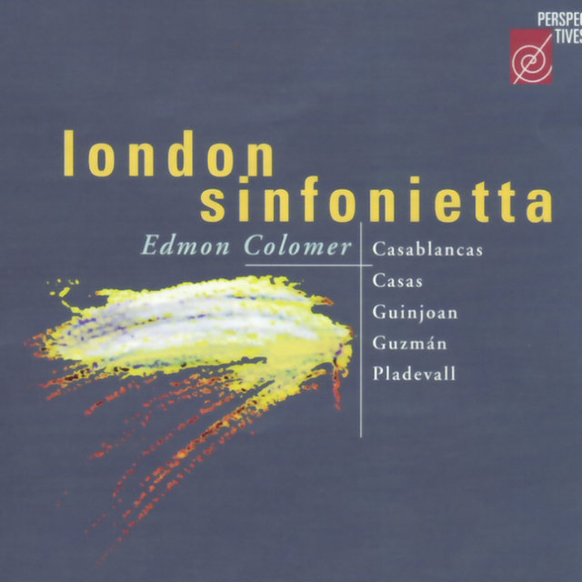 London Sinfonietta Conducted by Edmon Colomer