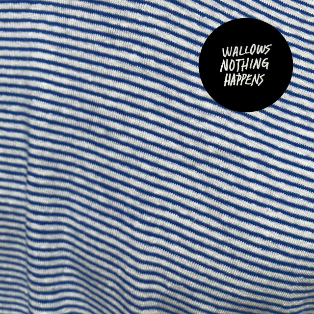Cover art for album Nothing Happens by Wallows