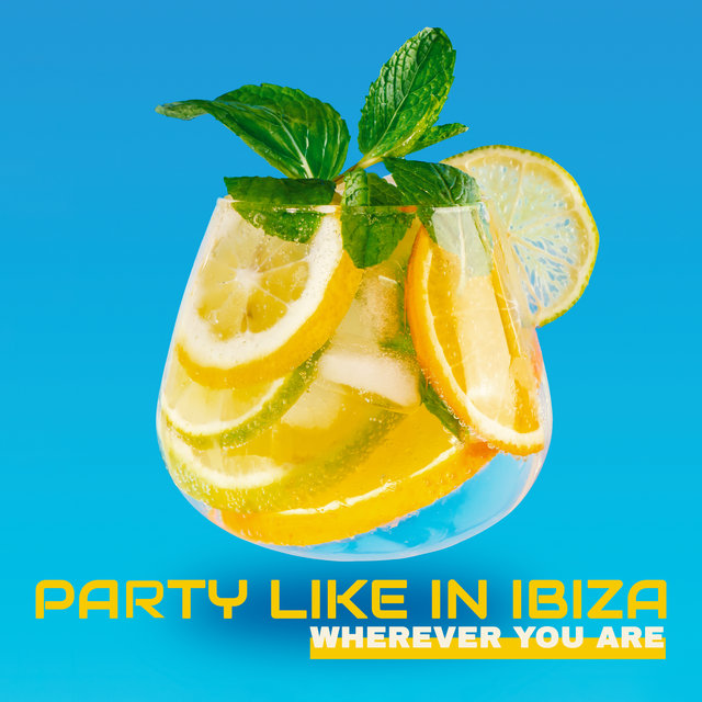 Party Like in Ibiza Wherever You Are – Summertime, Paradise on Earth, Chillout Lounge