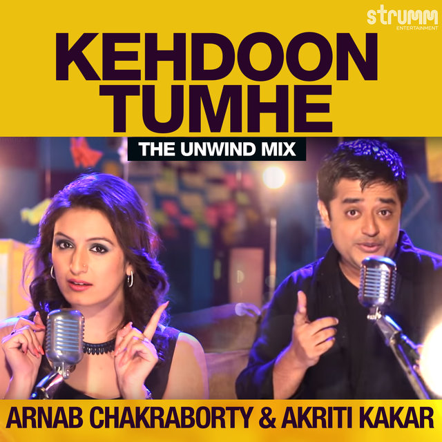 Kehdoon Tumhe - Single