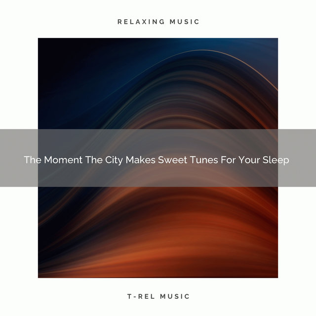 2021 New: The Moment The City Makes Sweet Tunes For Your Sleep
