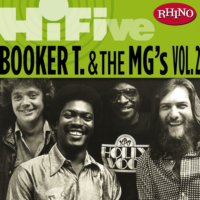 Rhino Hi-Five: Booker T. & The M.G.'s, Vol. 2