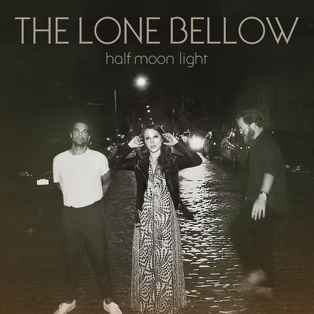 Cover art for album Half Moon Light by The Lone Bellow