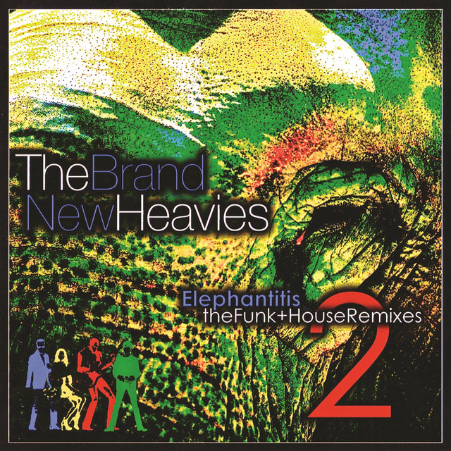 Elephantitis 2: The Funk + House Remixes