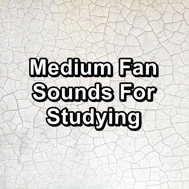 Medium Fan Sounds For Studying
