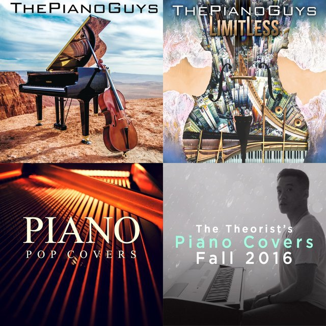 Cover art for album Soft Piano Covers by User