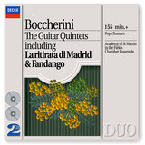 Boccherini: Quintet No.1 for Guitar and Strings in D minor G.445 - 1. Allegro moderato