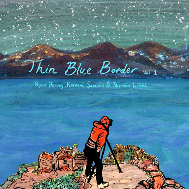 Thin Blue Border, Vol. 1