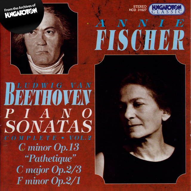 Beethoven: Complete Piano Sonatas, Vol. 2: Nos. 1, 3, and 8