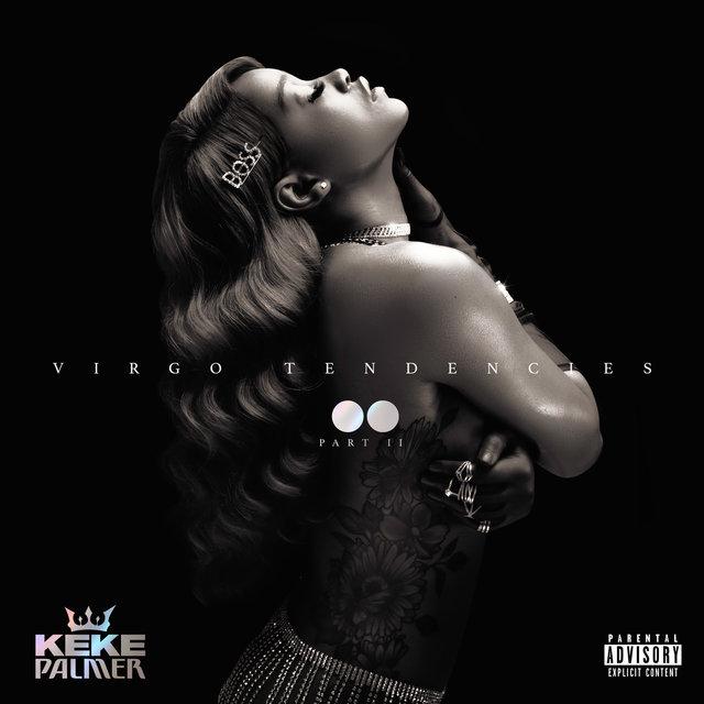 Cover art for album Virgo Tendencies, Pt. II by Keke Palmer