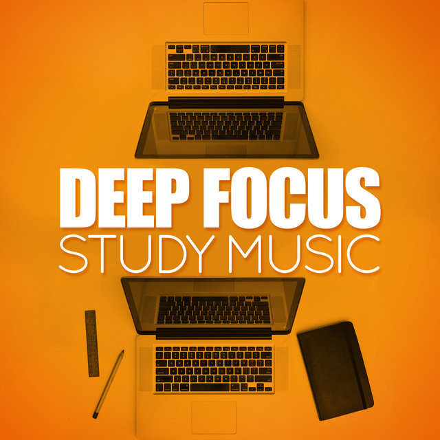 Cover art for album Deep Focus Study Music by Deep Focus, Exam Study Classical Music Orchestra, Instrumental