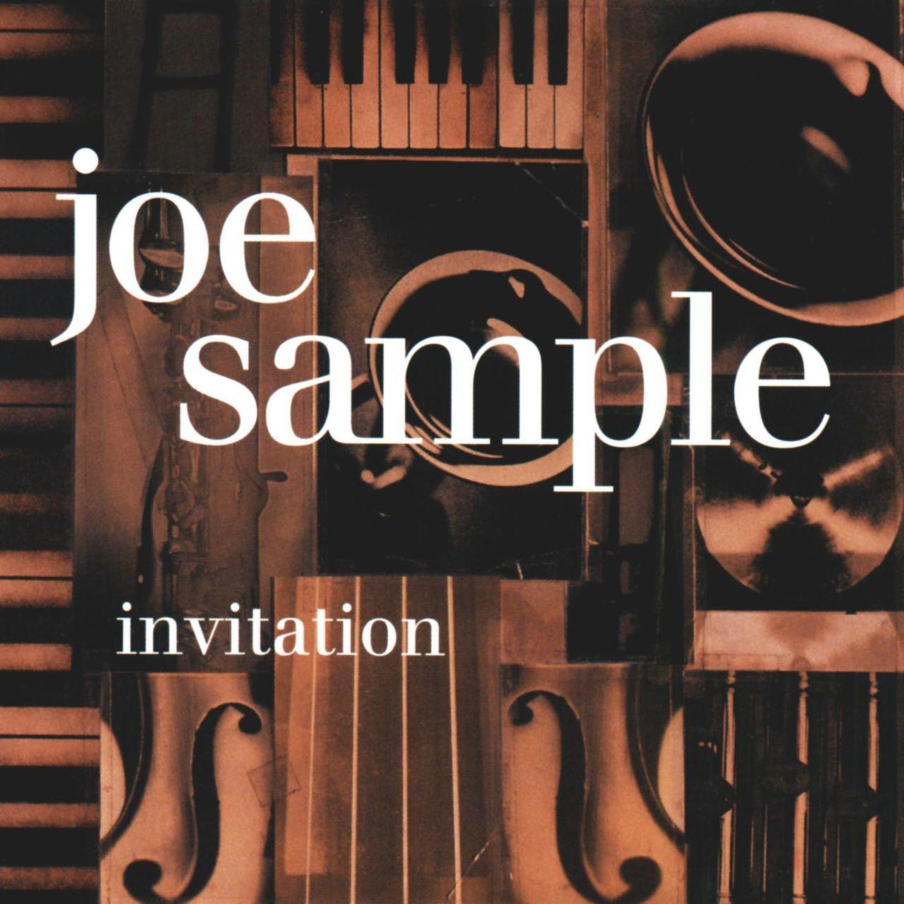 Invitation joe sample tidal stopboris Choice Image