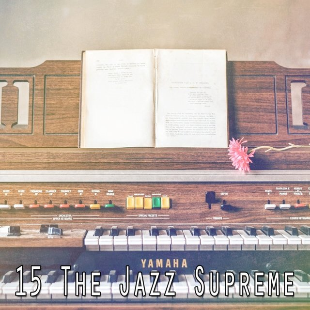 15 The Jazz Supreme