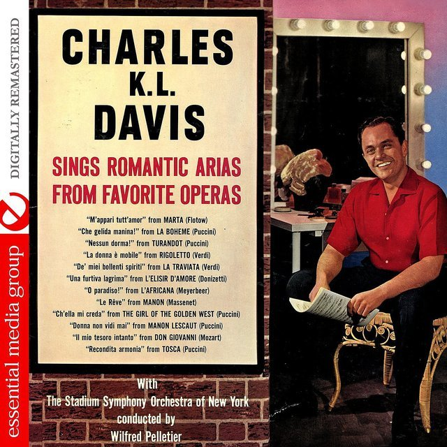 Sings Romantic Arias From Favorite Operas (Digitally Remastered)