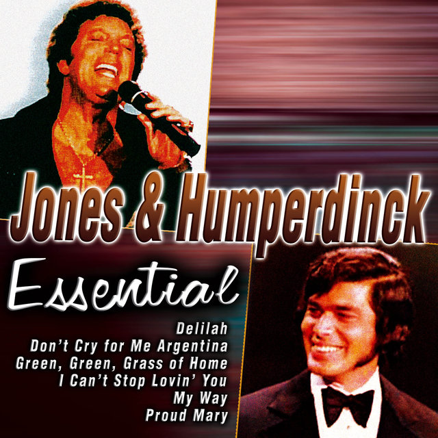 Jones & Humperdinck Essential