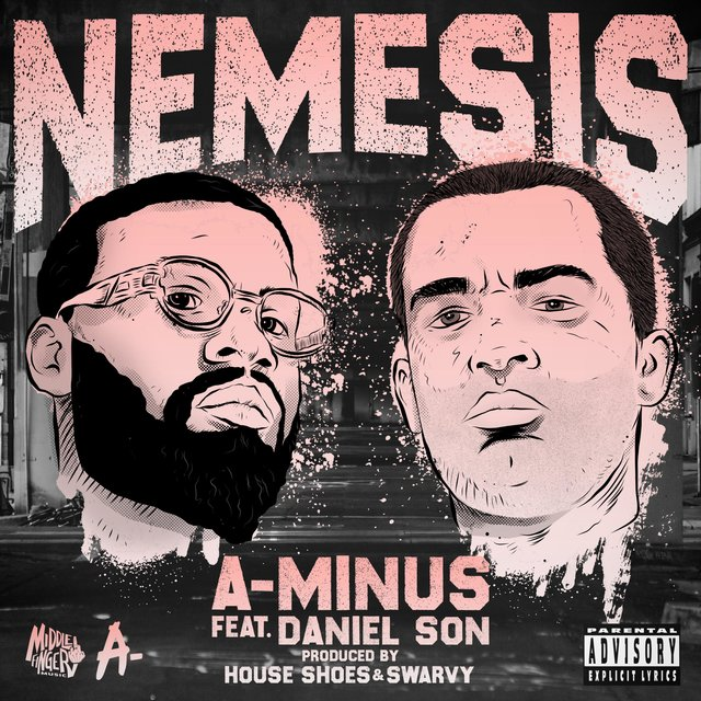 Cover art for album  by A Minus