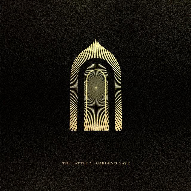 Cover art for album The Battle at Garden's Gate by Greta Van Fleet