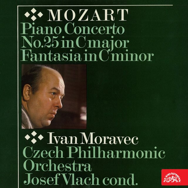 Mozart: Piano Concerto No. 25, Fantasia in C Minor