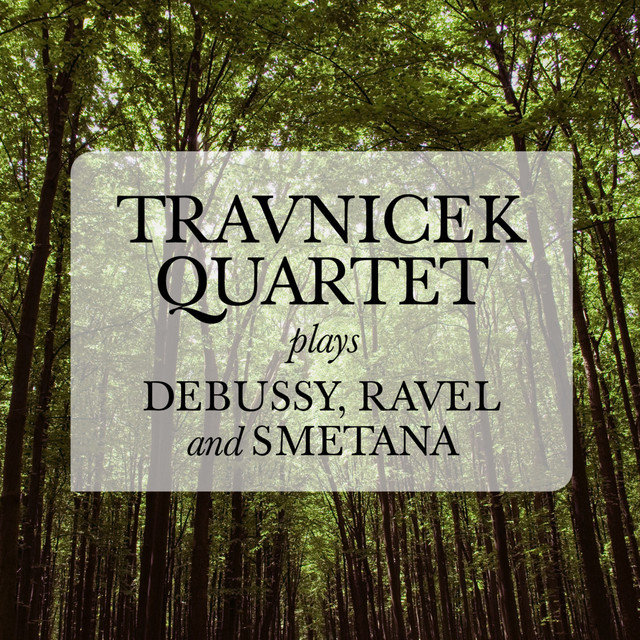 Travnicek Quartet plays Debussy, Ravel and Smetana