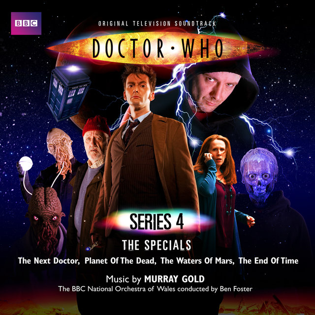 Doctor Who: Series 4 - The Specials (Original Television Soundtrack)