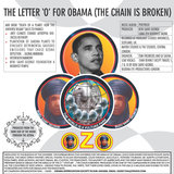 The Letter 'O' for Obama (The Chain Is Broken)