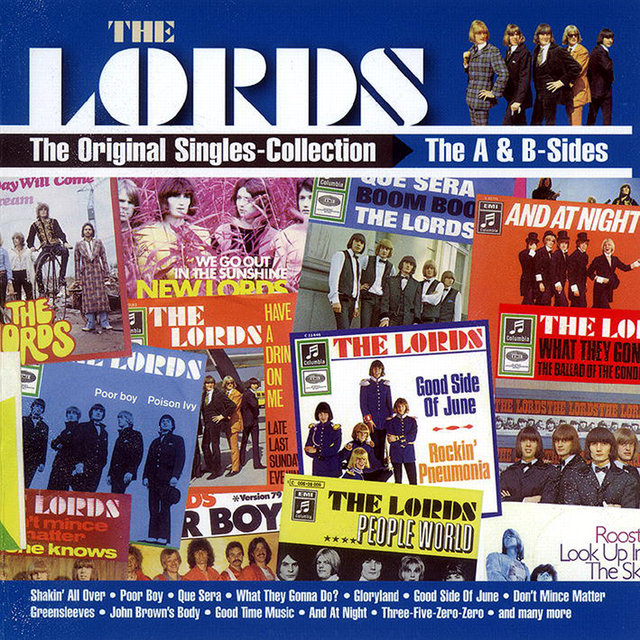 The Original Singles Collection - The A & B-Sides