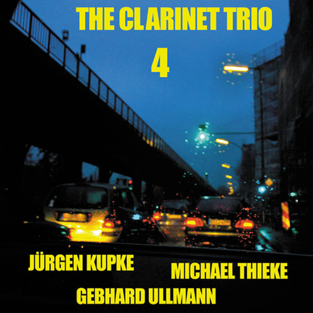 The Clarinet Trio 4