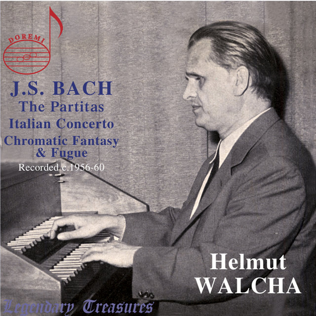 Bach: The Harpsichord Partitas
