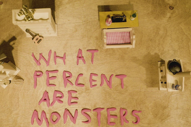 What Percent Are Monsters