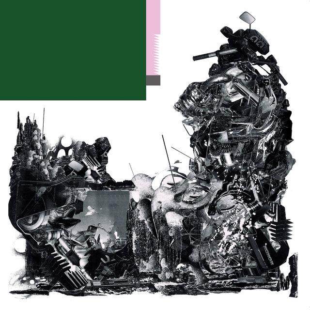 Cover art for album Schlagenheim by Black Midi