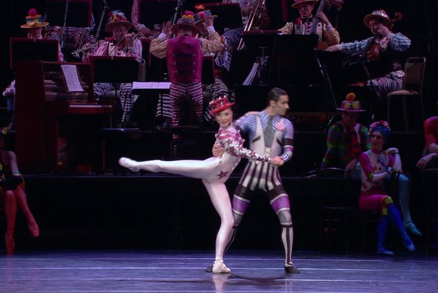 An Evening with The Royal Ballet: Elite Syncopations - Bethena (Concert Waltz)