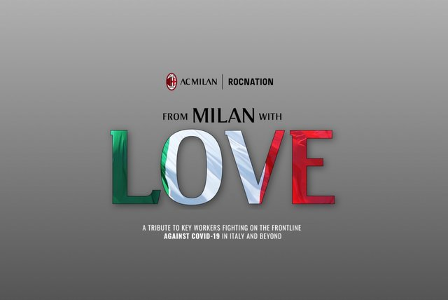 Visti Dall'Alto (Live at From Milan with Love)