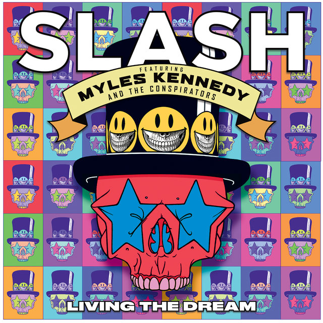 Living the Dream (feat. Myles Kennedy and The Conspirators)