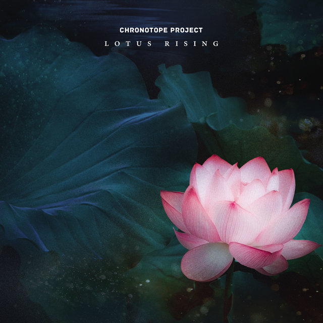 Cover art for album Lotus Rising by Chronotope Project