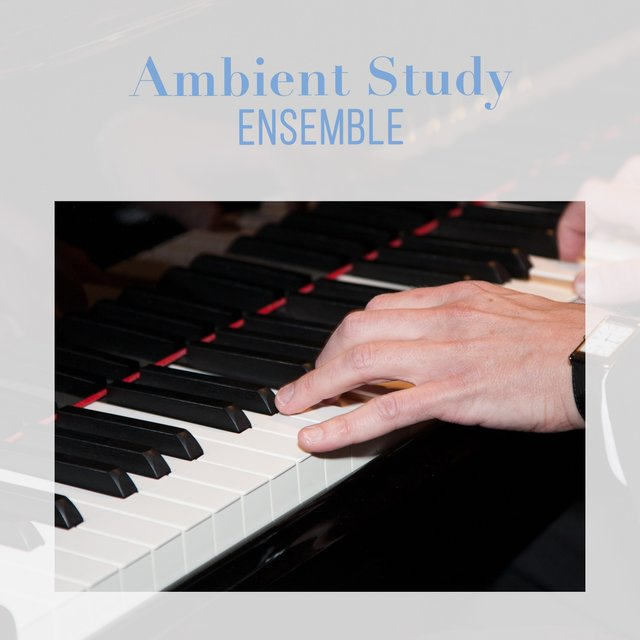 Ambient Study Piano Ensemble