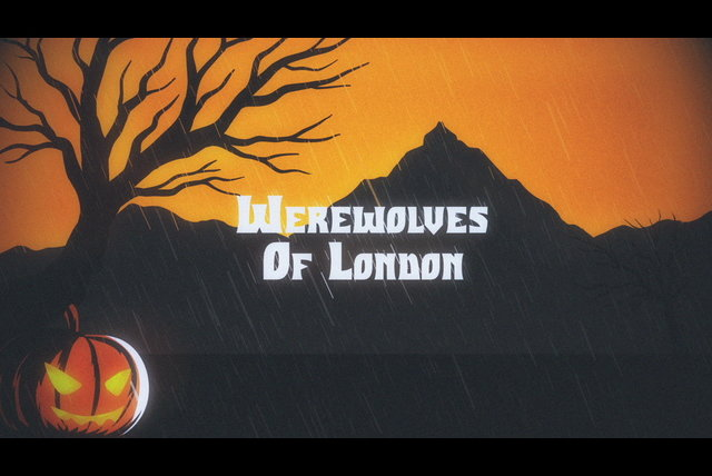 Werewolves of London (Lyric Video)