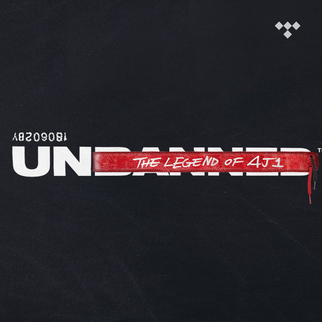 Cover art for album Songs From and Inspired by UNBANNED: THE LEGEND OF AJ1  by TIDAL
