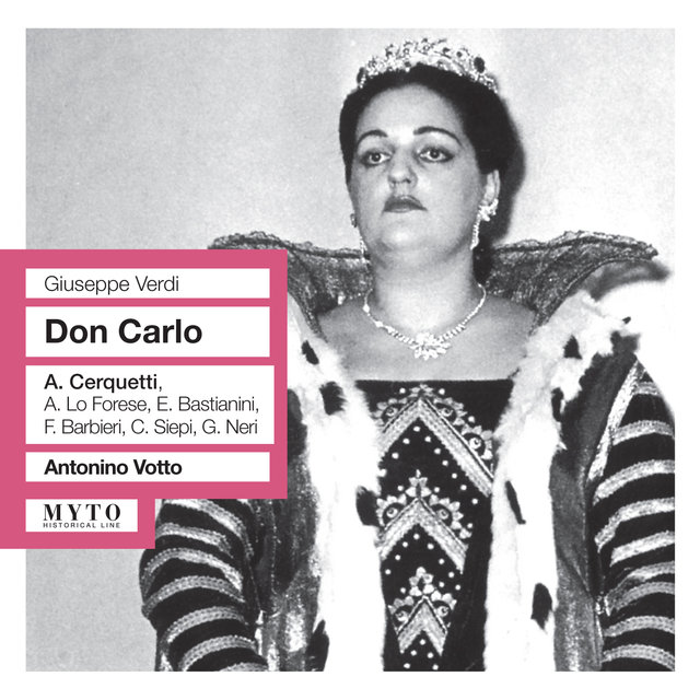 Verdi: Don Carlos (Recorded 1956) [Live]