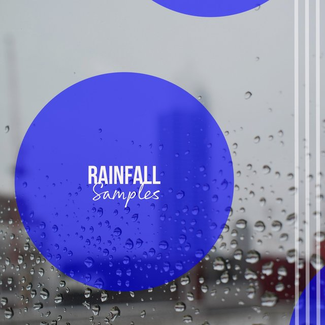 Calming Rainfall Background Samples