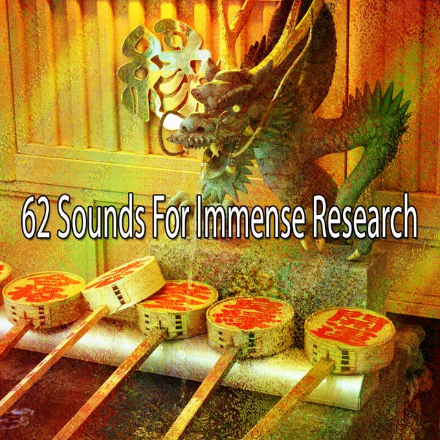 62 Sounds for Immense Research