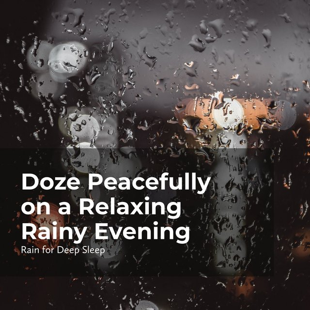 Doze Peacefully on a Relaxing Rainy Evening