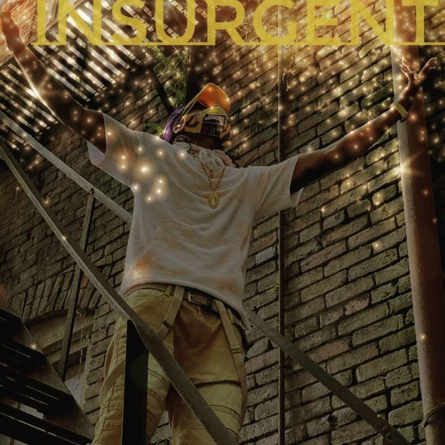 Cover art for album  by Godking June