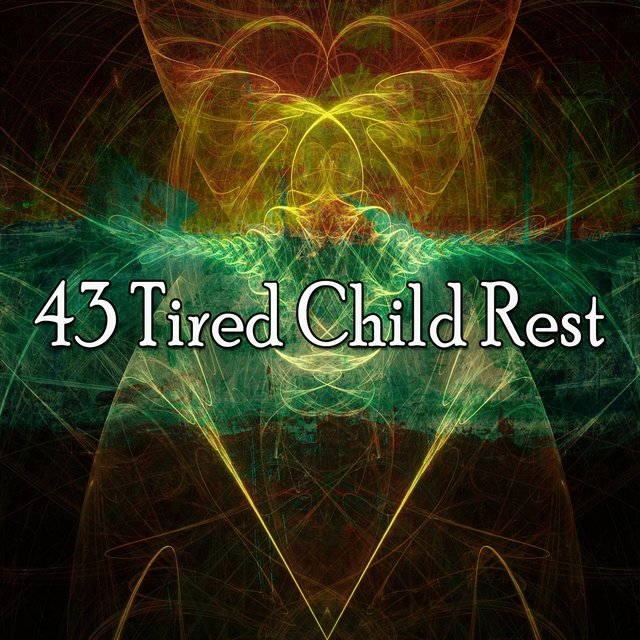 43 Tired Child Rest