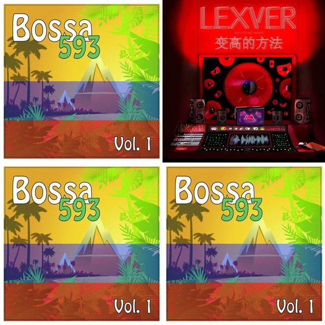 Cover art for album BossaNova by User