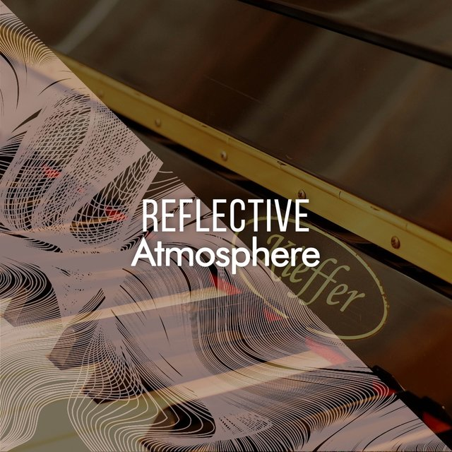 Reflective Background Piano Atmosphere